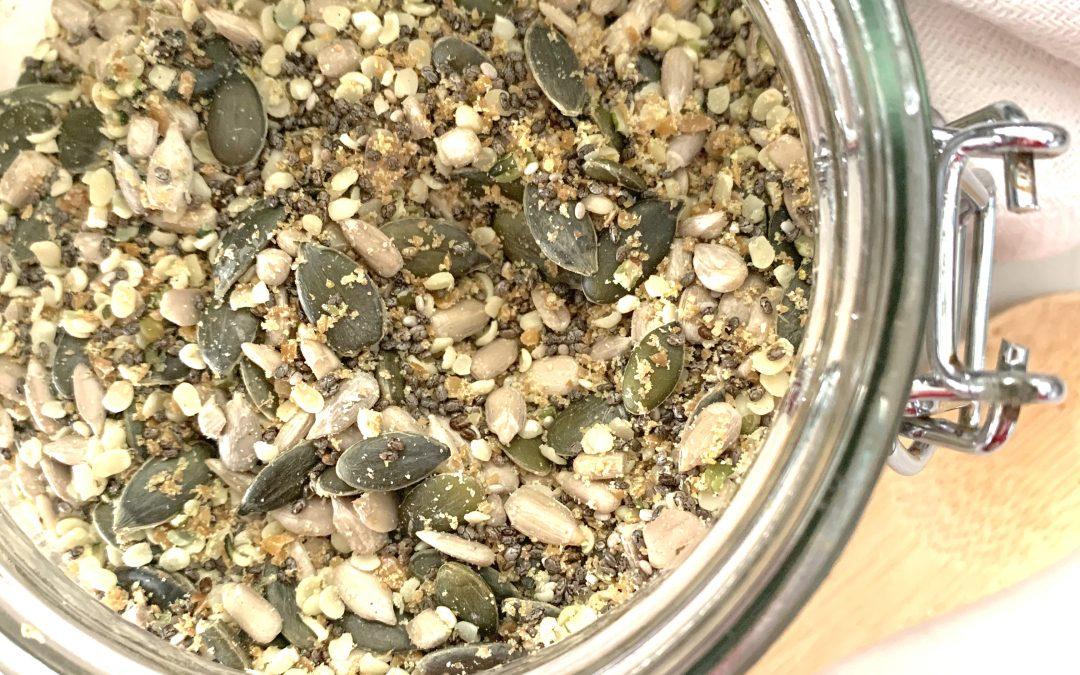 Omega Seed Sprinkle